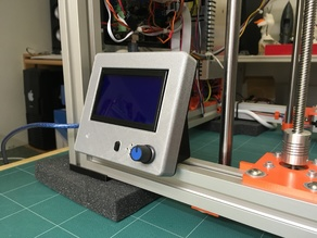 RepRap Full Graphics LCD case