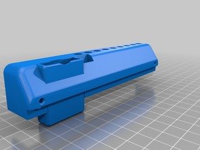 anet a3 nozzle pendrive holder