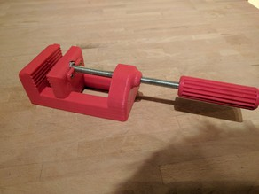 Small Drill Press vice