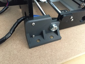 Anet A8 mounting brackets