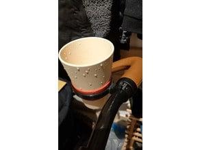 Cup holder for emaljunga stroller
