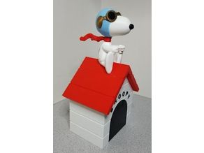 Snoopy vs Red Baron Bank (Compilation/remix)