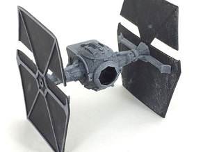 Tie Fighter Body for Hubsan X4 H107C