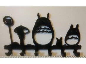 Totoro Coat Rack: Revised