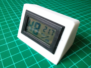 Ebay Thermometer/Hygrometer desk stand.