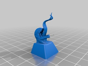 Venom Keycap