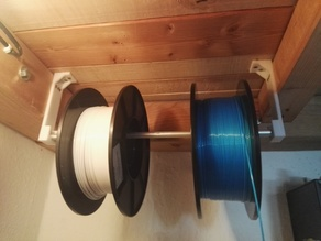 Filament Top Holder