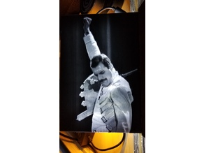 Freddie Mercury, Queen Lithophane