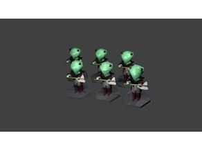 LotP - Dark orcs infantry