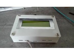 The Bobox | La boiboite for esp8266 and 2004 LCD