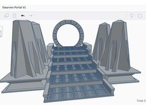 Dwarven Portal