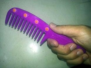 Comb for ladies
