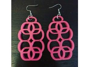 Metacapsule Earrings