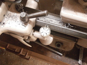 SOUTH BEND LATHE MODEL 9C ( 1937-1940 ) THREAD CHASING DIAL
