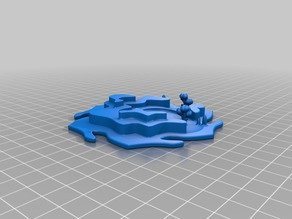 Catan 3D Linking Tiles - repaired