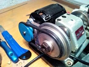 Mini Lathe Motor Pulley