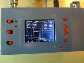 Case for DSO138 digital oscilloscope