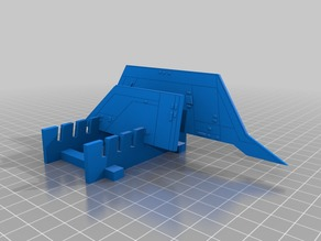 Viper MK I Wing / Rudder Storage