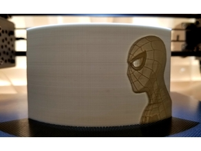 Spider-Man Litho