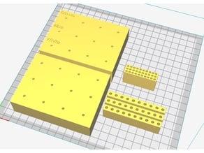 Proxxon/Dremel micro motor drillbit stands