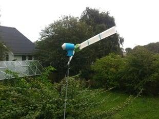 nema 17 windturbine