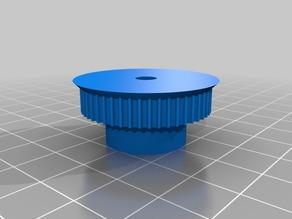 My Customized parametric pulleys