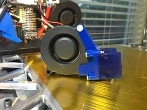 E3D v6 Blower Fan Adapter