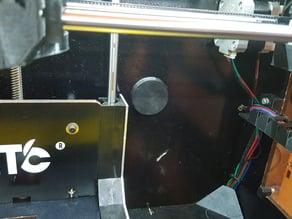 Spool Hole Cap CTC 30mm