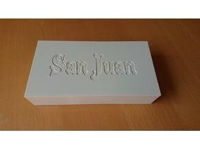 San Juan Storage Box