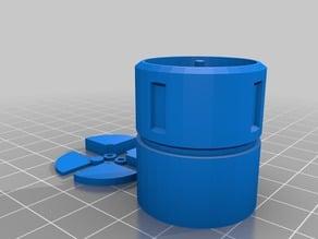 Plasteel Cylinder (KOTOR I & II)