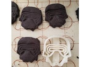 Kylo Ren Star Wars Cookie Cutter