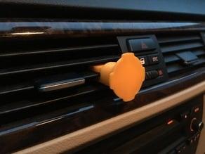 Quad Lock Car Vent Clip