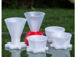 Snow Cone Molds and Cups