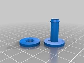 Copper coil bobbin 15 mm long (ish)