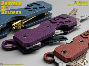 Proteus Key Holder