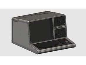 TRS-80 Raspberry Pi Case