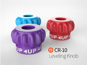 CR10 Leveling Knob for 4s and 5s