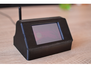 "Nextion 3.5"" box"