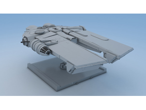 YT-1700 Class Interceptor for X-Wing