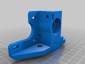 Mendel90 FLEX filament extruder
