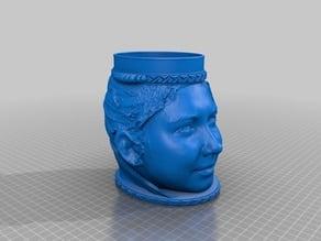Jar with lid (6)