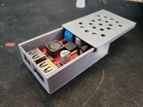 Casing: KNACRO 5V USB Step Down Converter