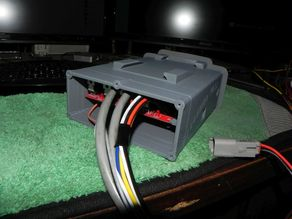 Speeduino V0.3.3 Sliderail case