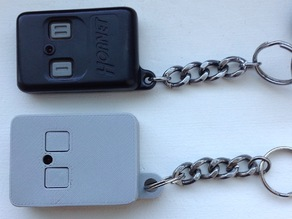Car Remote Transmitter Cover