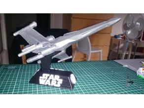 Starwars Xwing exposition basis