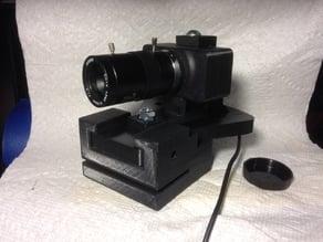 Angle Mount for Custom C615 camera case