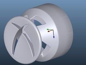 Xbox JoystickExtender Concave