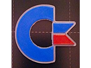 Commodore Business Machines [defunct] Logo, colour
