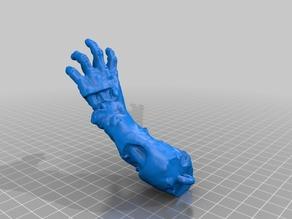 Arm Zombie