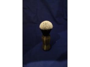 Travel Shave Brush